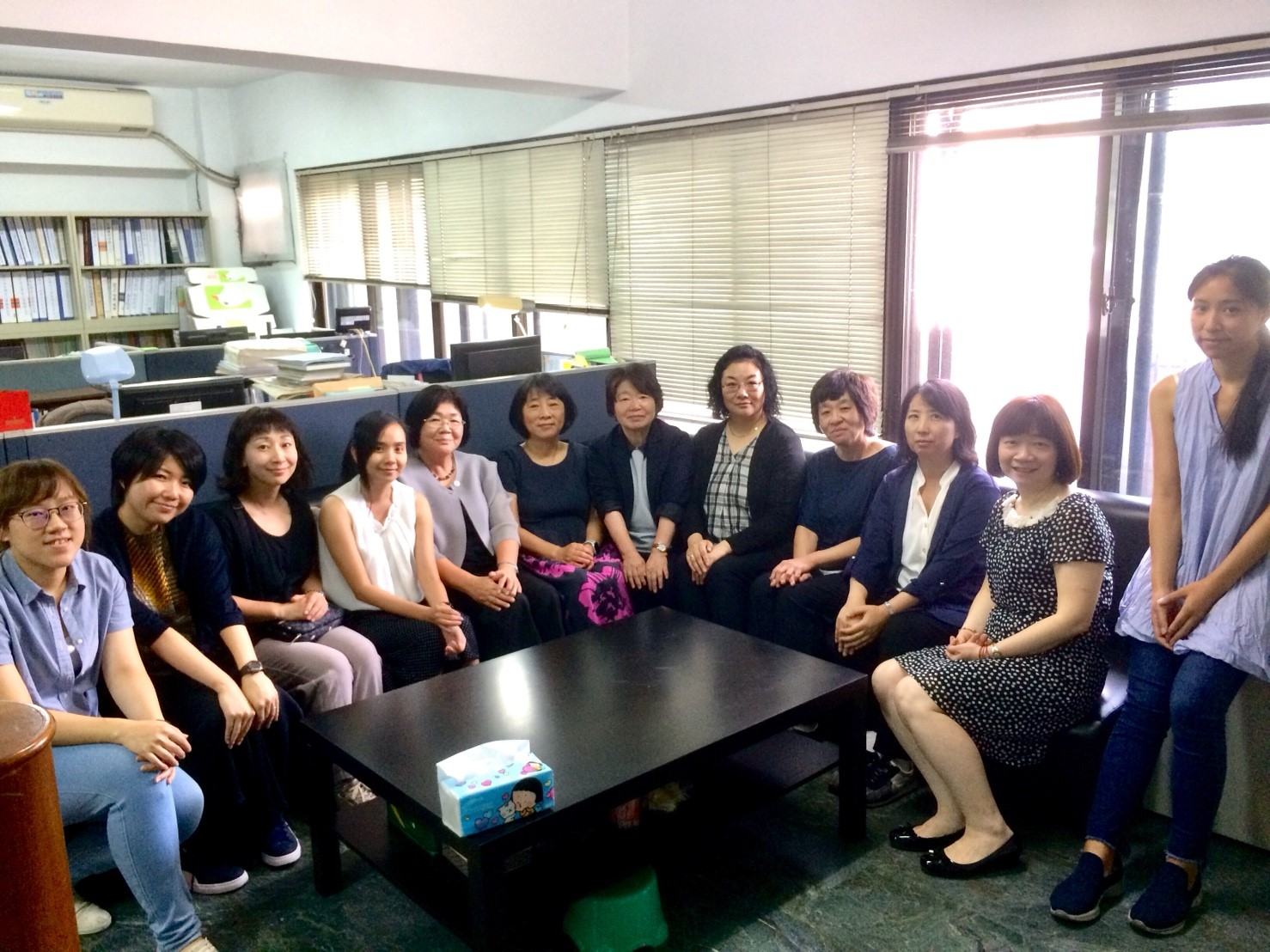 【團體參訪】Japan Society of Women's Health來訪